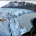 好壯觀的冰河