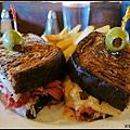 我的Reubem Sandwich