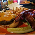 Old Fashion Cheeseburger add bacon