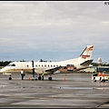 2012年7月14日,搭飛機到King Salmon