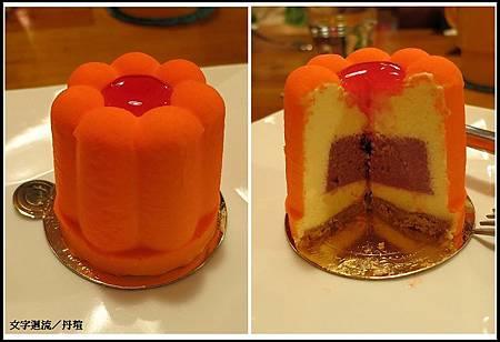 2012/08/16與好友共享的甜點格外美味