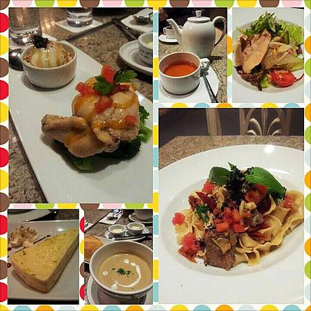 2013/04/27晚餐Eslite Tea Room