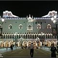 威尼斯人夜晚外觀
