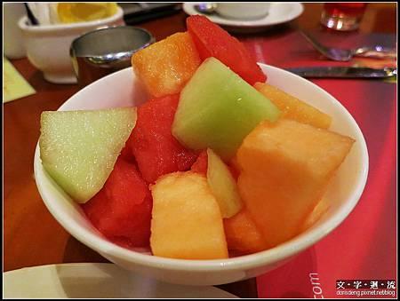 好甜的綜合水果