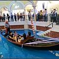 威尼斯人貢多拉船