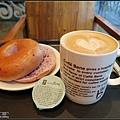 2013/08/02(五)在Cafe Bene吃早餐