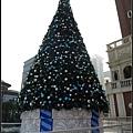 威尼斯人酒店外的聖誕樹