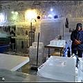 製作冰杯及冰製品的工作區塊