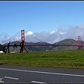 前往Golden Gate Bridge