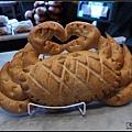 可愛的麵包
