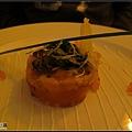 前菜-燻鮭魚