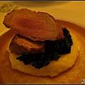 主菜-培根裹豬肉
