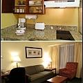晚上入住Residence Inn by Marriott