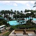 Hotel Nikko Guam等待入住中
