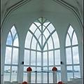 水晶教堂內部