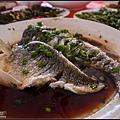 清蒸石斑魚