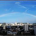 2014/11/28離開前的美麗彩虹