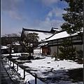 2015/02/01前往金閣寺