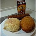 2015/02/04早餐進進堂麵包