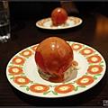 前菜蕃茄沙拉