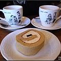 前田咖啡廳歇息