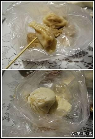 小籠包和蒸餃好吃