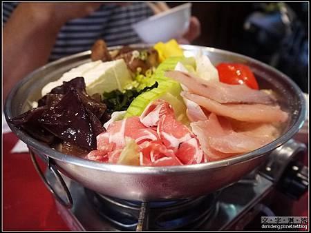 味噌豆腐鍋
