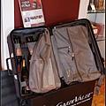 好棒的行李箱