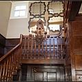 美麗的樓梯轉角