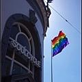 很美的彩虹旗