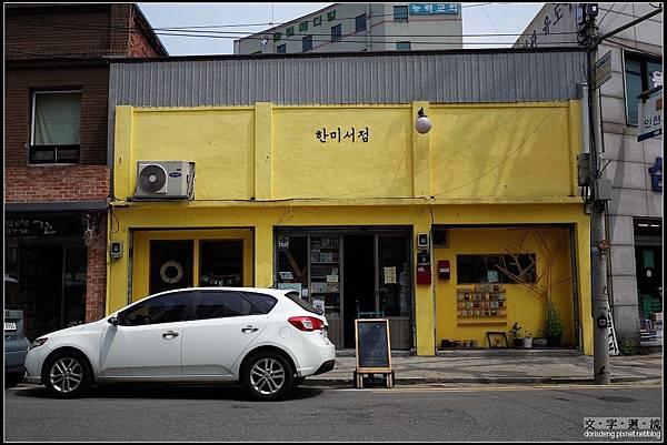 6%2F26(一)東仁川站韓美書店