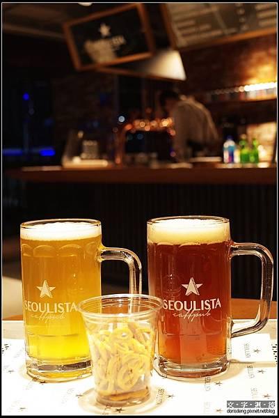 晚上再喝杯啤酒