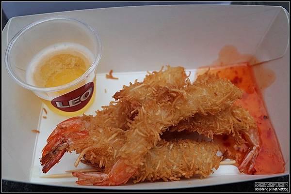 泰國節買泰式炸蝦