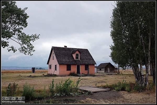 好美的小屋