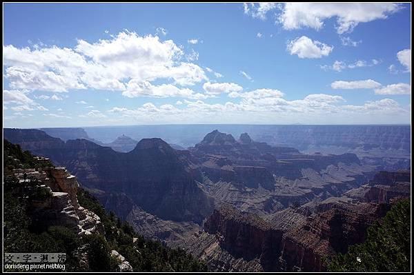 大峽谷的壯觀