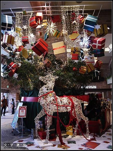 吉祥站聖誕裝飾