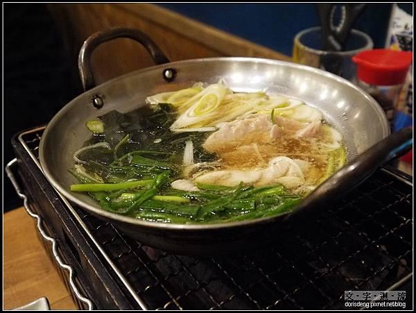鮪魚小火鍋