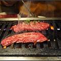 晚餐吃燒肉