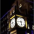 夜裡再訪蒸汽鐘