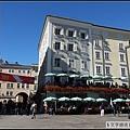 抵達Innsbruck