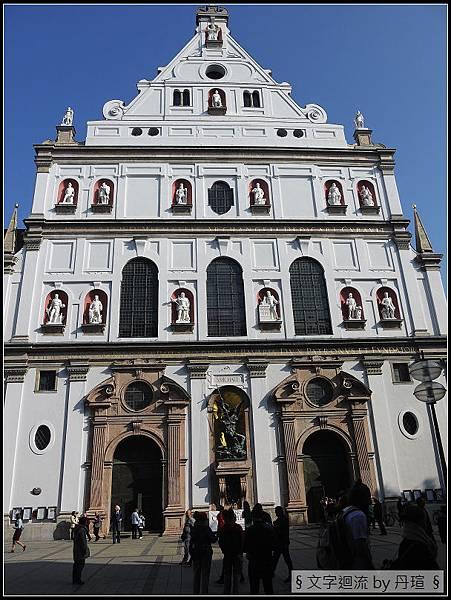 很漂亮的教堂