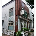 三清洞1號出口旁的MMMG咖啡館