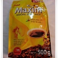 再來一包MAXIM咖啡