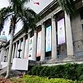 市政廳,還有青年奧運倒數