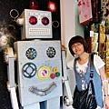 機器人可愛