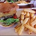 中餐Beef Burger
