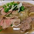 生牛肉+熟牛肉湯河粉
