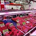 肉攤和台灣的不一樣
