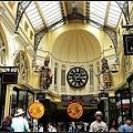 Royal Arcade的裝潢很漂亮