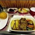 曼谷至墨爾本第二餐